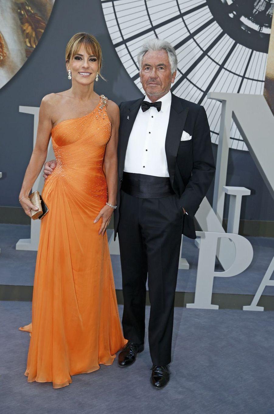Patricia d'Arenberg et Jean-Paul Enthoven.