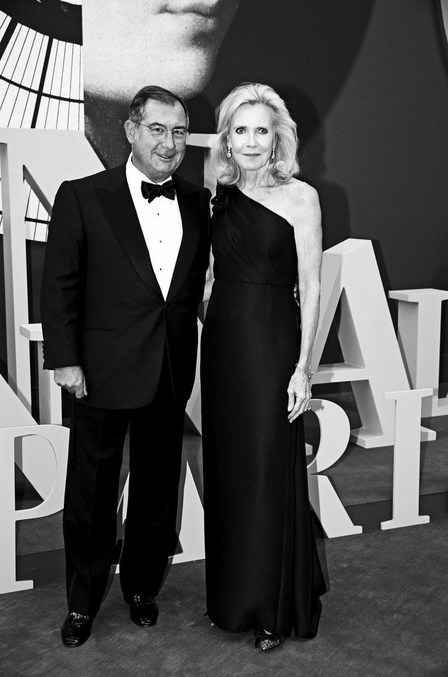 Martin et Melissa Bouygues.