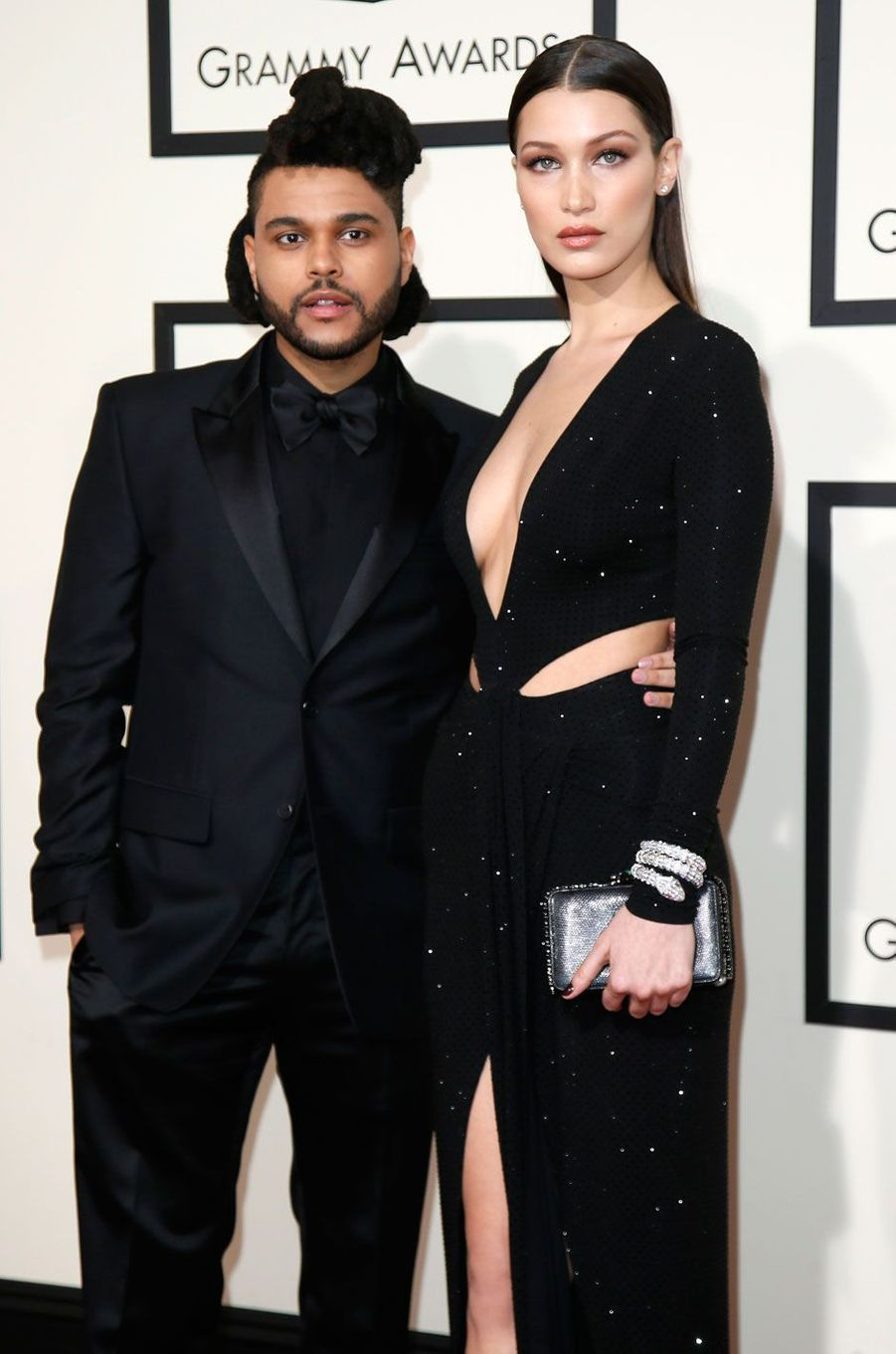 Bella Hadid et son compagnon The Weeknd