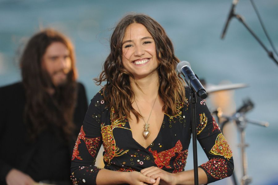 Izïa Higelin au festival de Cannes, le 20 mai 2015.