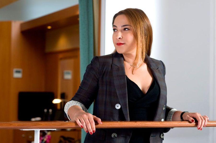 Marilou Berry en 2011