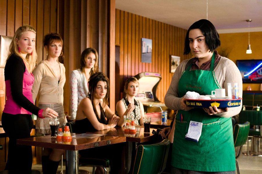Marilou Berry dans «Vilaine» en 2008
