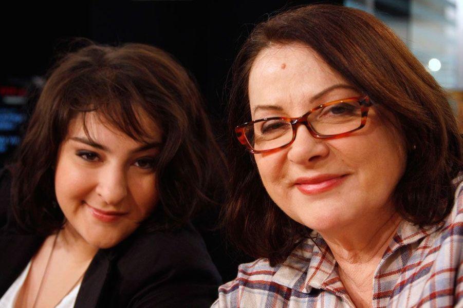 Marilou Berry et Josiane Balasko