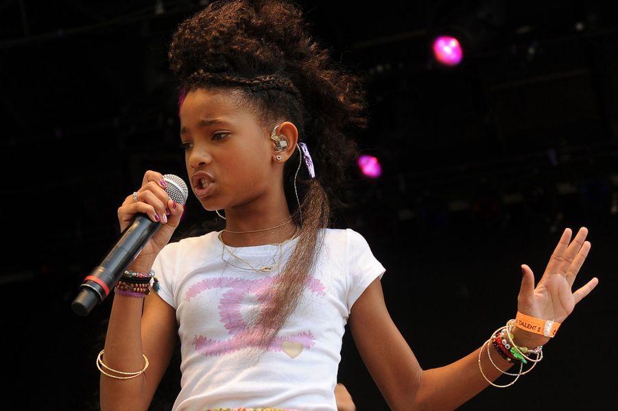 Willow en 2011