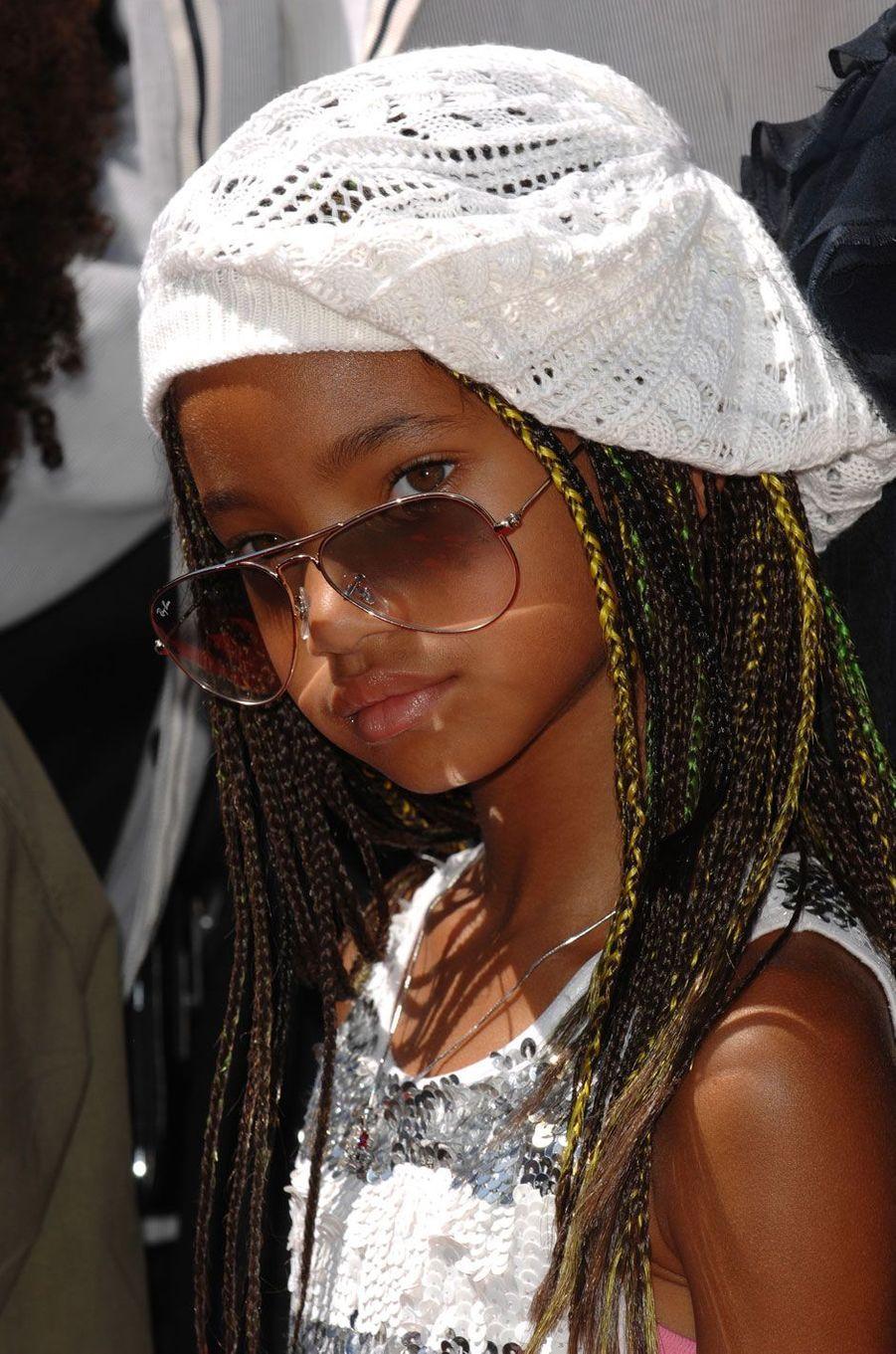 Willow Smith en 2008