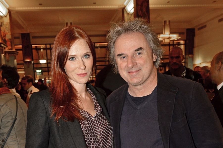 Audrey Fleurot, Jean-Christophe Grangé.
