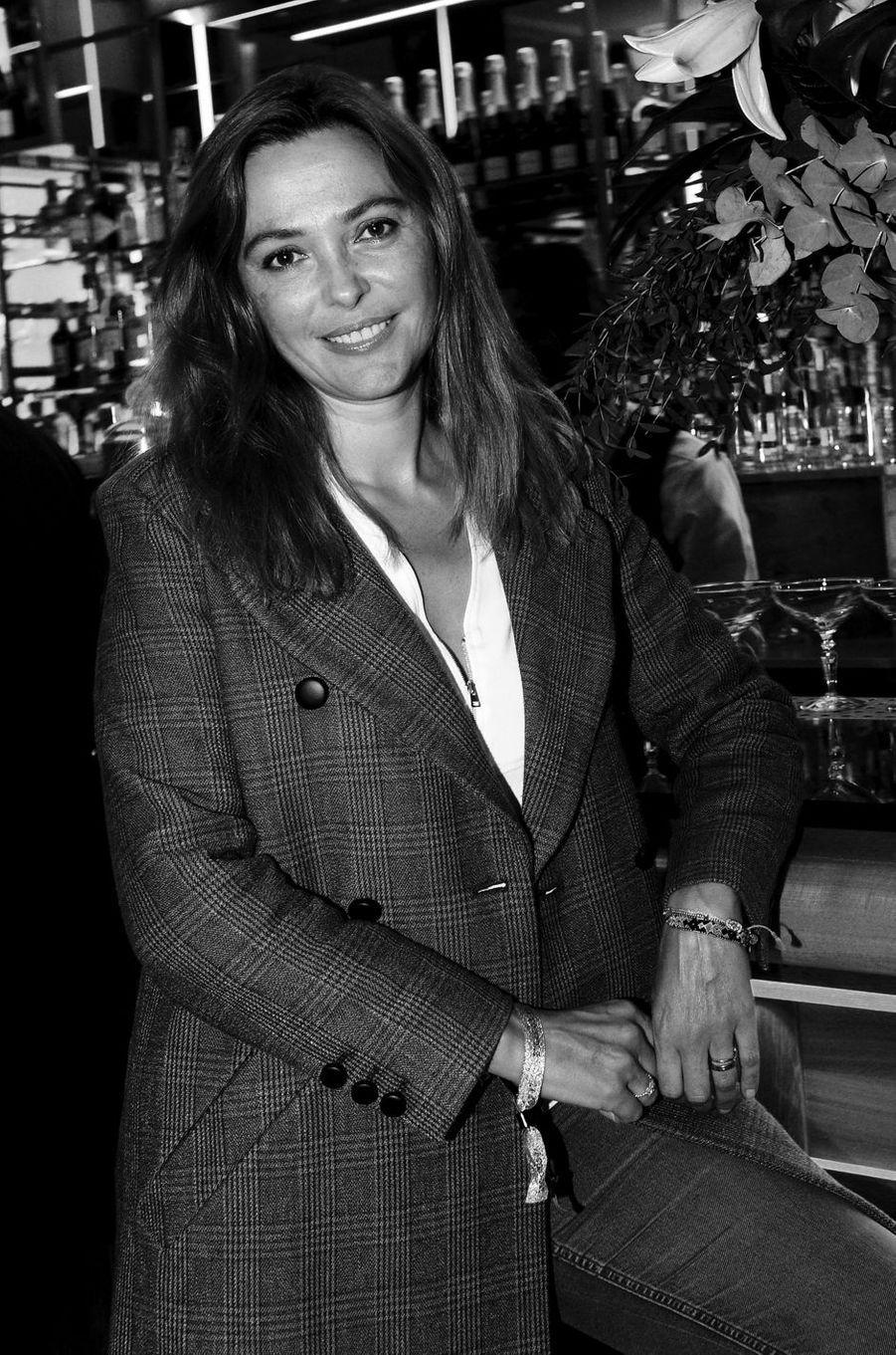 Sandrine Quétier.