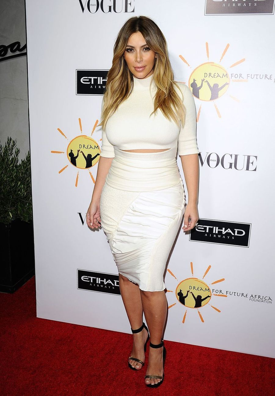 Kim Kardashian en 2013