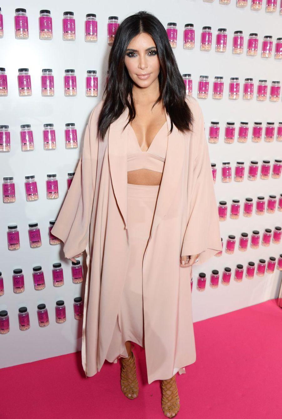 Kim Kardashian en 2014