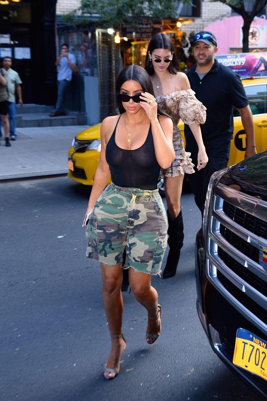 Kim Kardashian en 2016