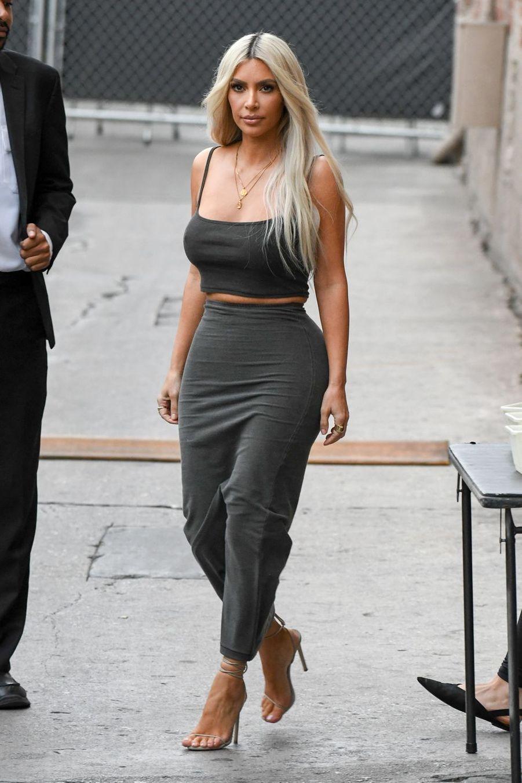 Kim Kardashian en 2017