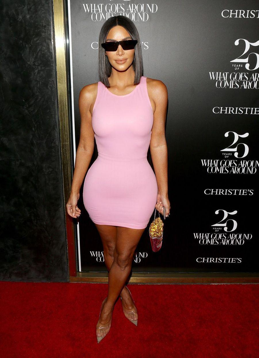 Kim Kardashian en 2018