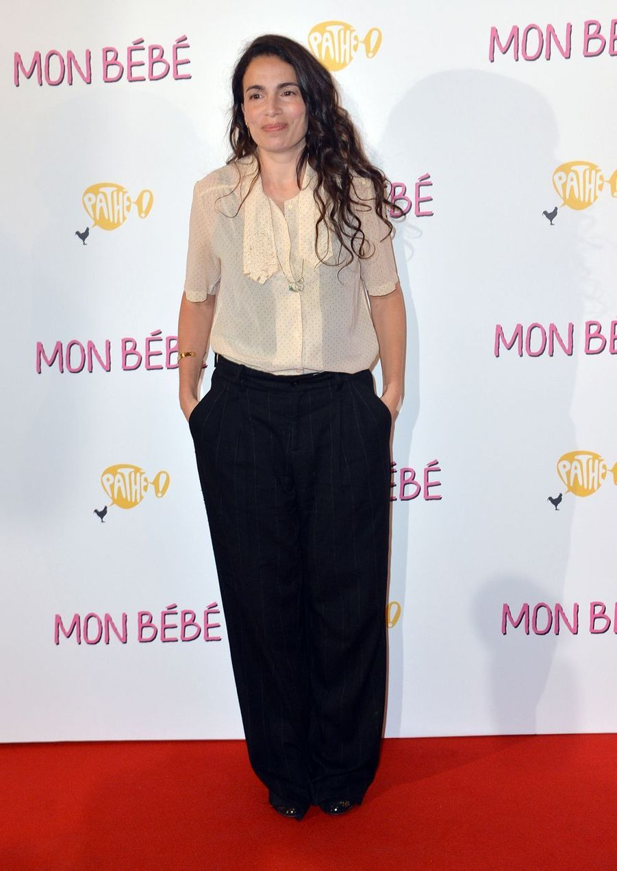 """Yael Naimà l'avant-première du film """"Mon bébé"""" à Paris le 11 mars 2019"""