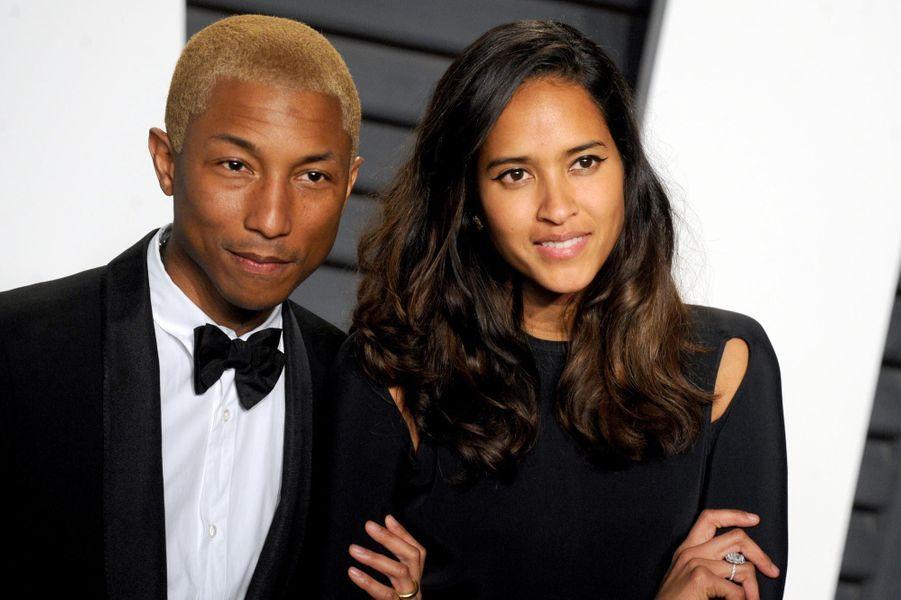 le couple en 2016 à Beverly Hills.