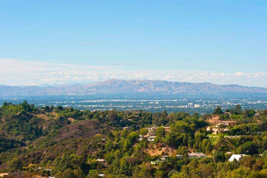 La nouvelle maison de Mariah Carey à Beverly Hills
