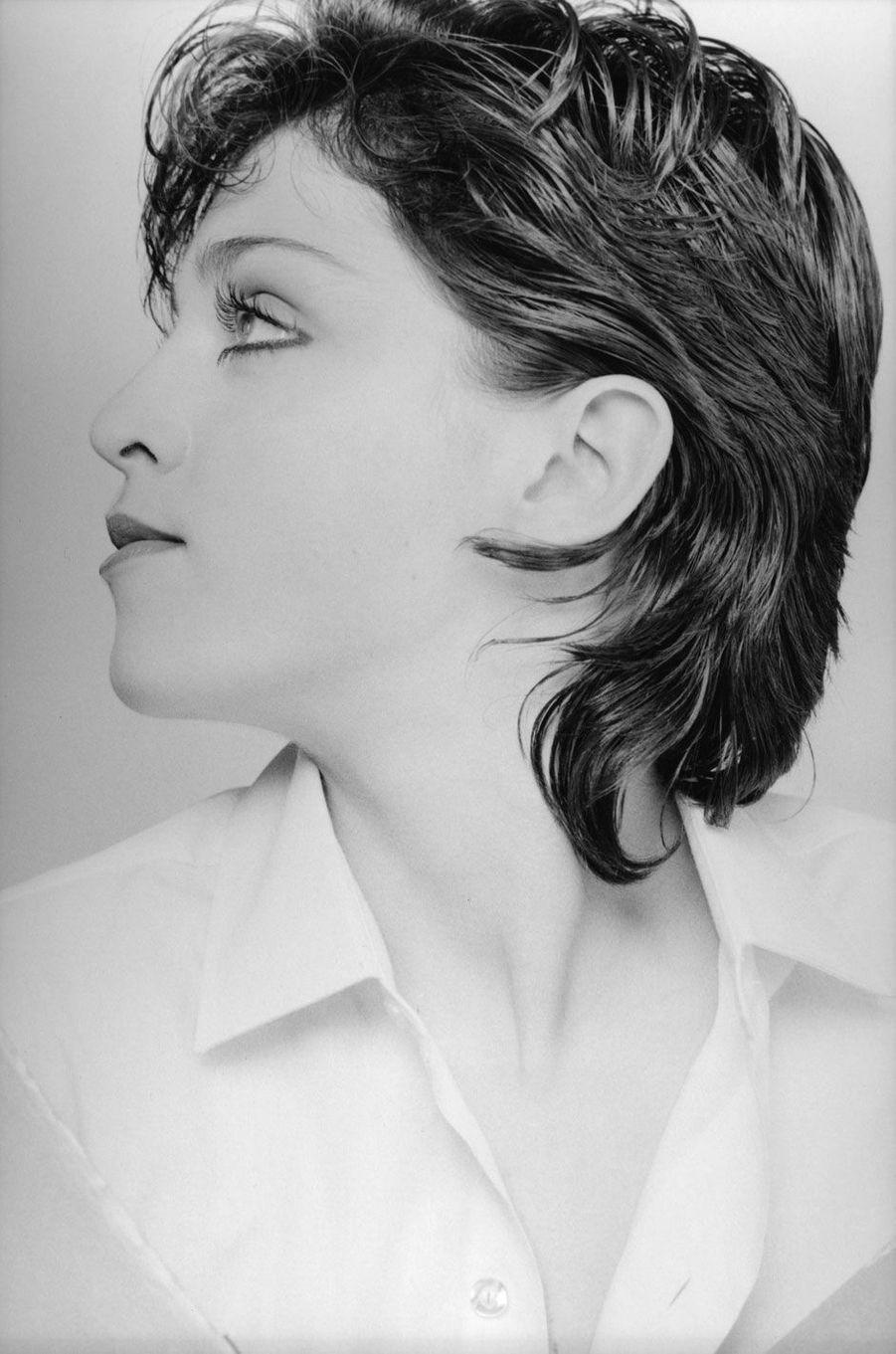 Madonna en 1979