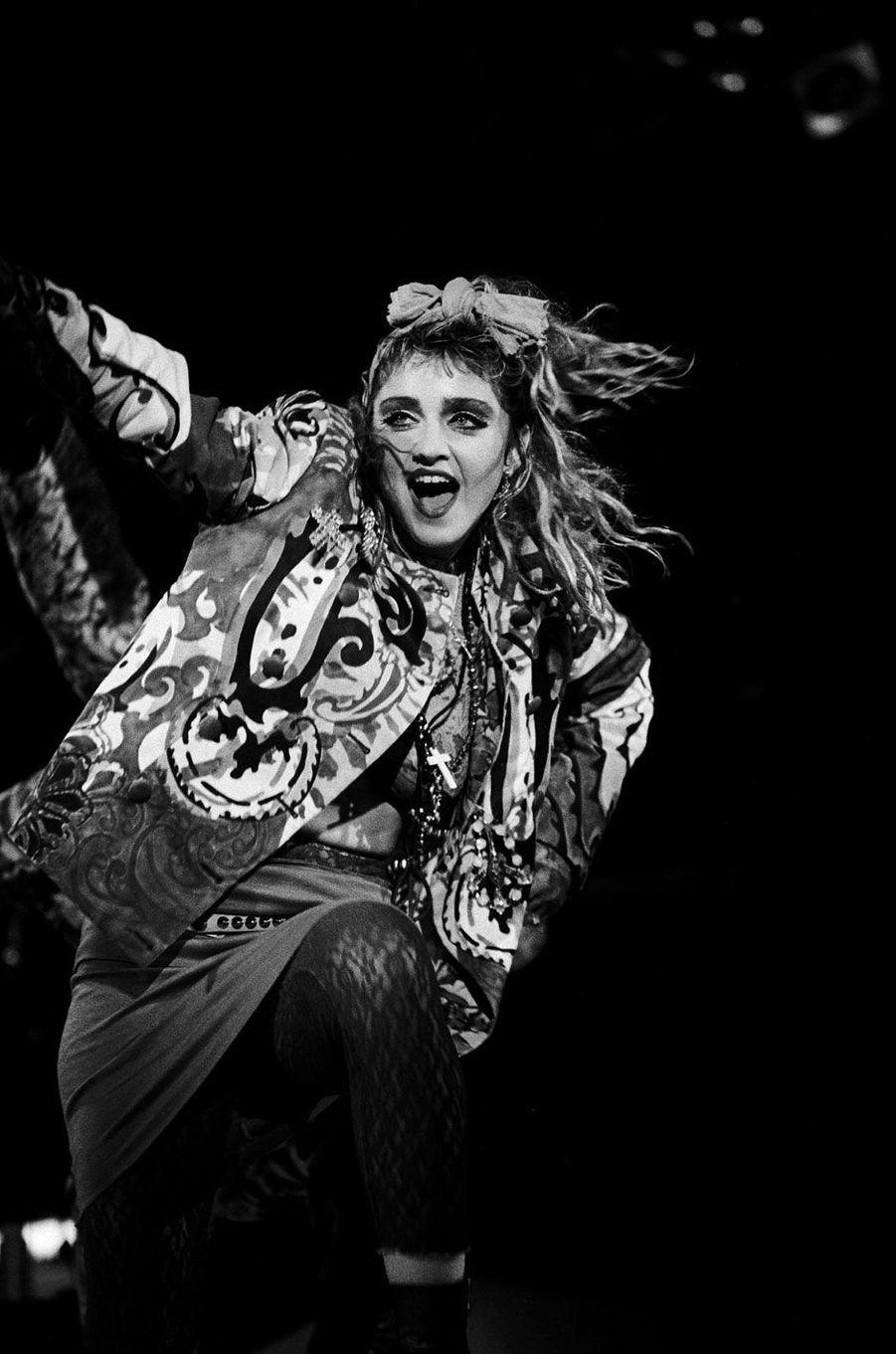 Madonna en 1985