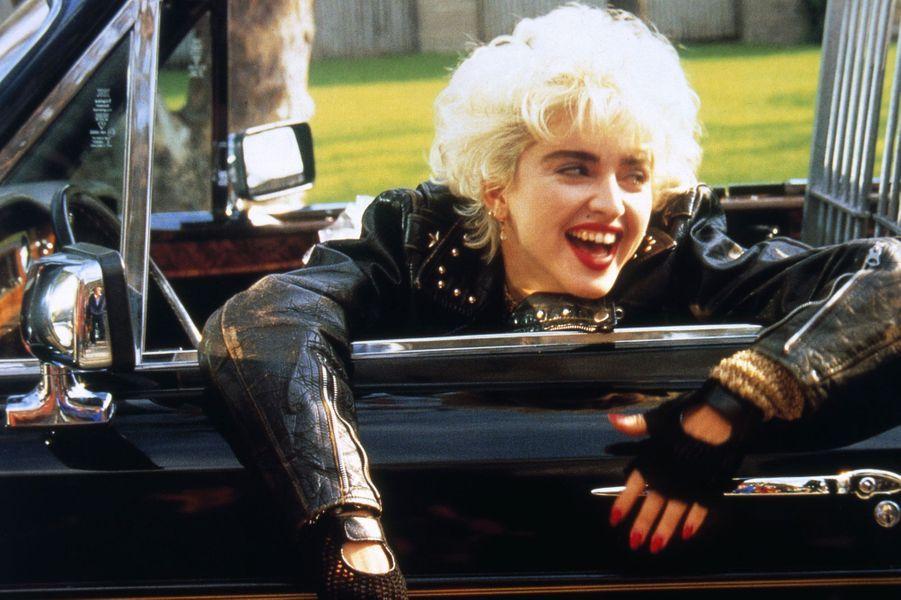 Madonna en 1987