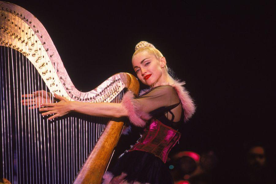 Madonna en 1990