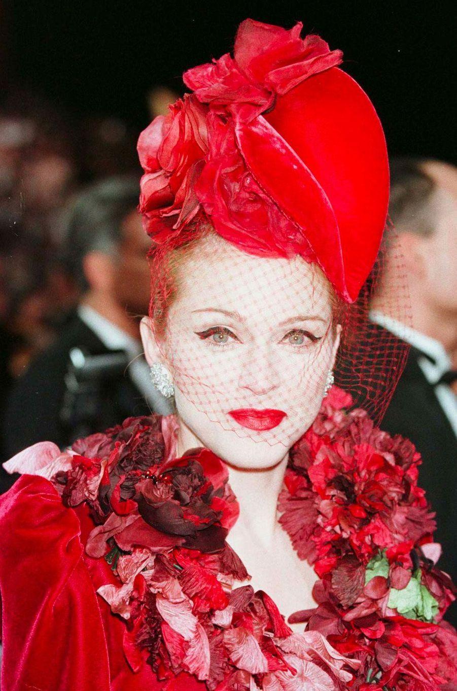 Madonna en 1996