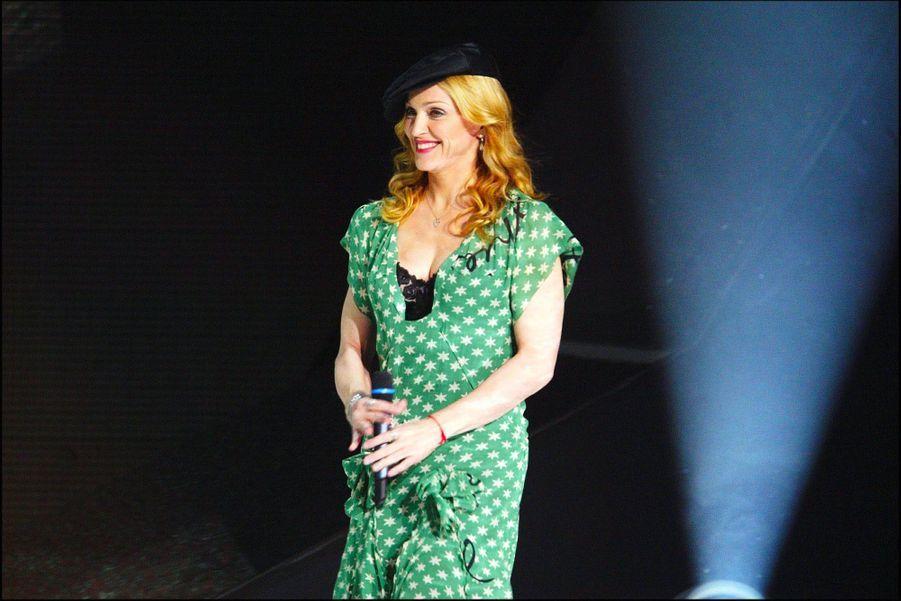 Madonna en 2004