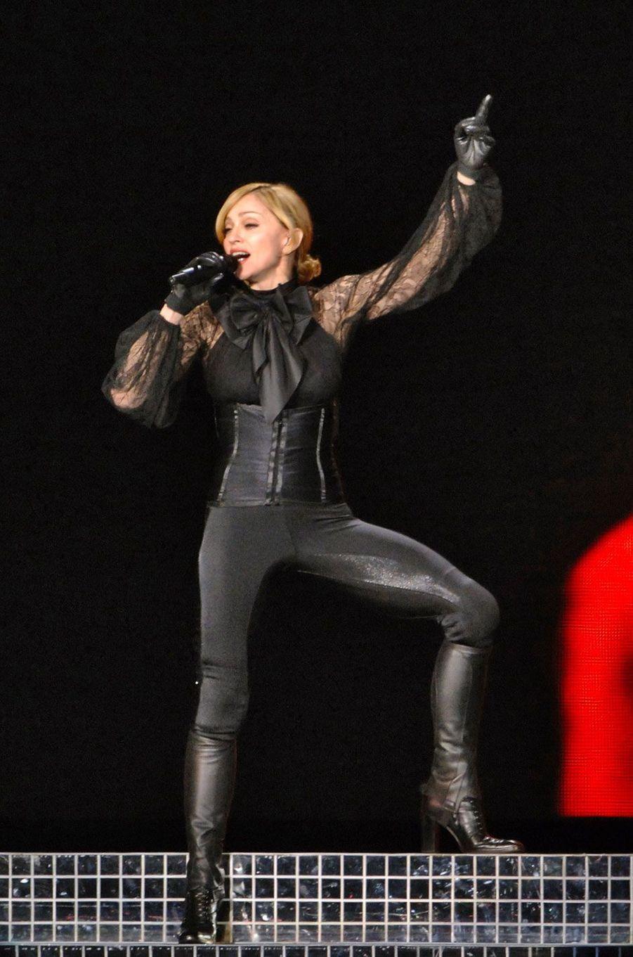 Madonna en 2006