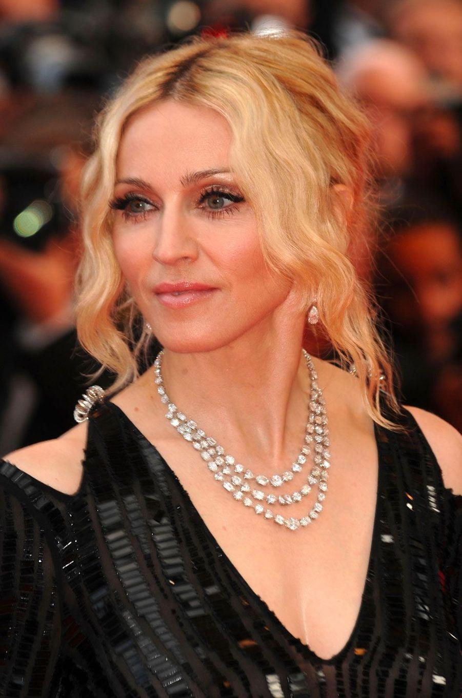 Madonna en 2008