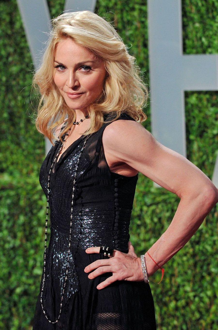Madonna en 2009