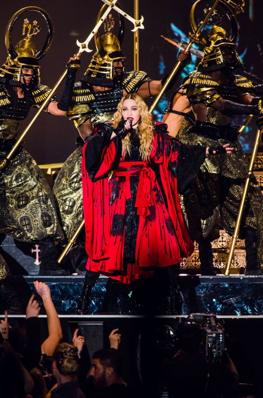 Madonna en 2015