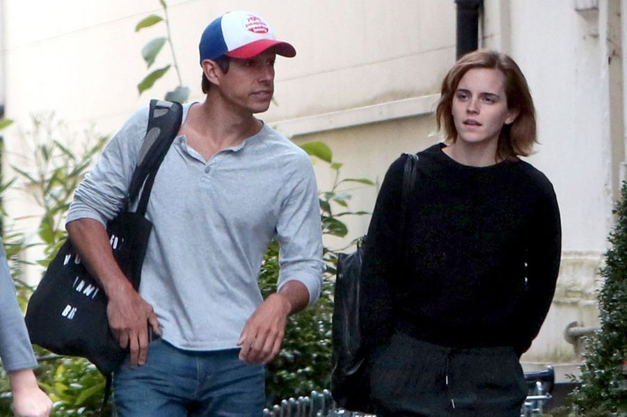 "Emma Watson, 27 ans, et William ""Mack"" Knight, 35 ans"