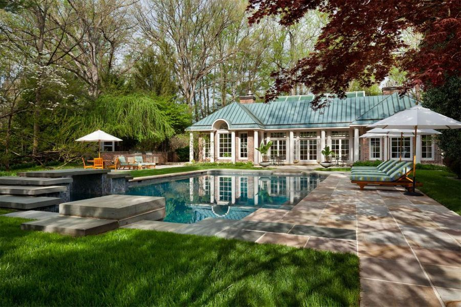 La maison d'enfance de Jackie Kennedy est à vendre pour 49,5 millions de dollars