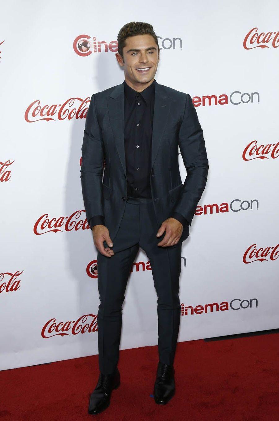Zac Efron, le 14 mai 2016 à Las Vegas.
