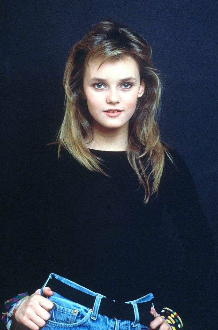 Vanessa Paradis en 1987