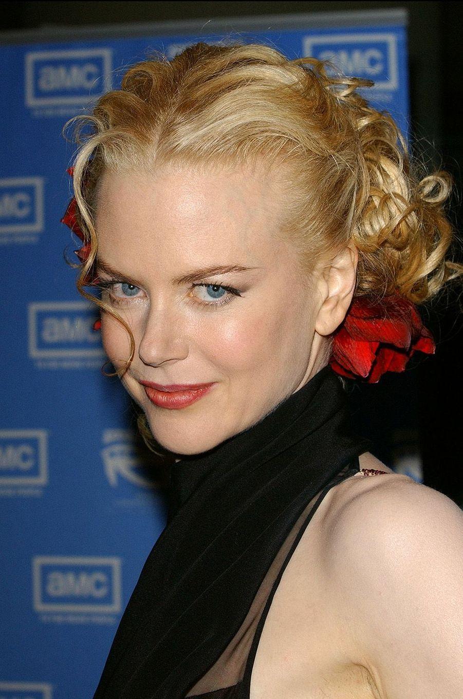 Nicole Kidman à Los Angeles en 2003.