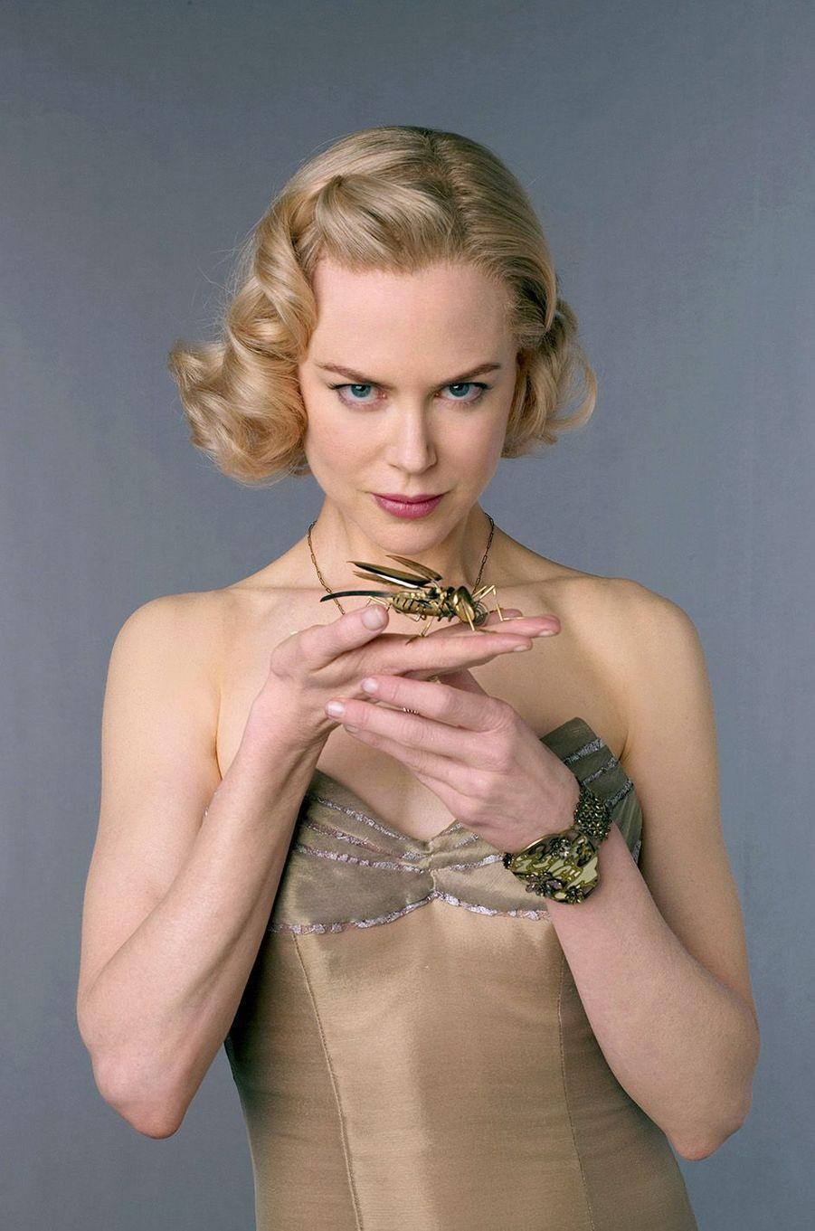 Nicole Kidman, une étoile parmi les étoiles.