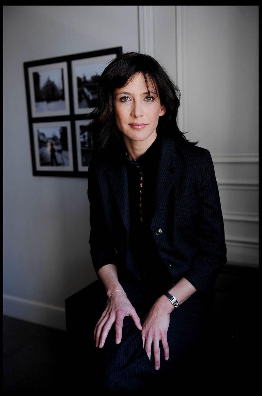 Sophie Marceau en 2008.