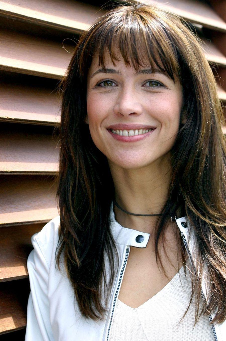 Sophie Marceau en 2004.