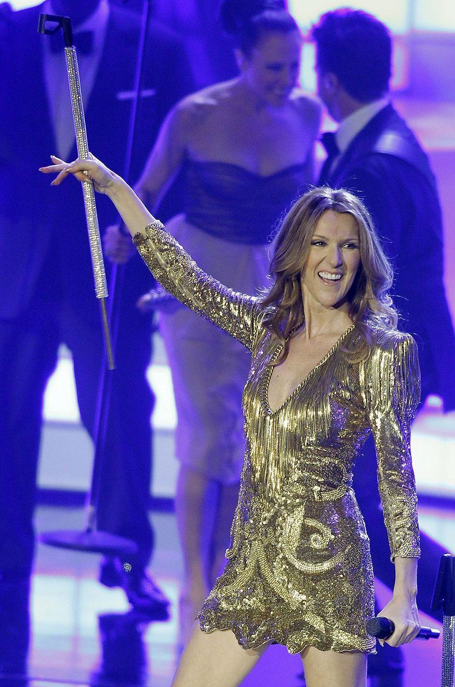 Céline Dion en 50 photos d'exception.