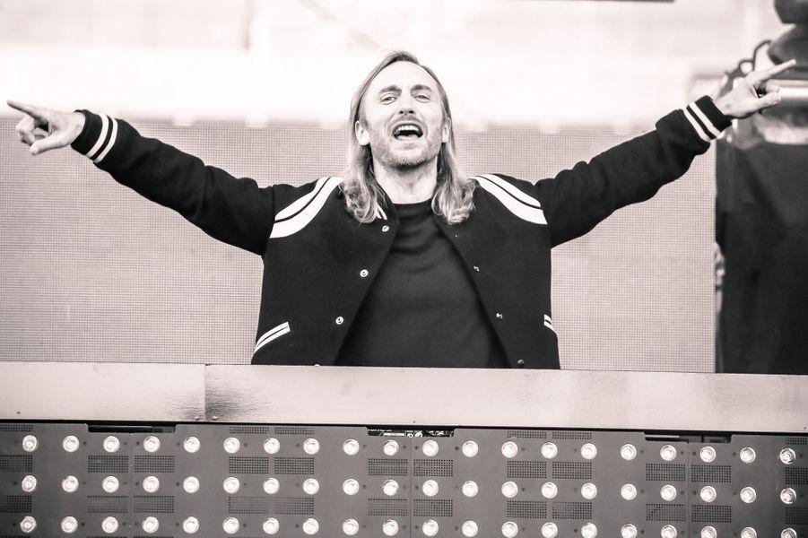 David Guetta fête en ce 7 novembre 2017 ses 50 ans.