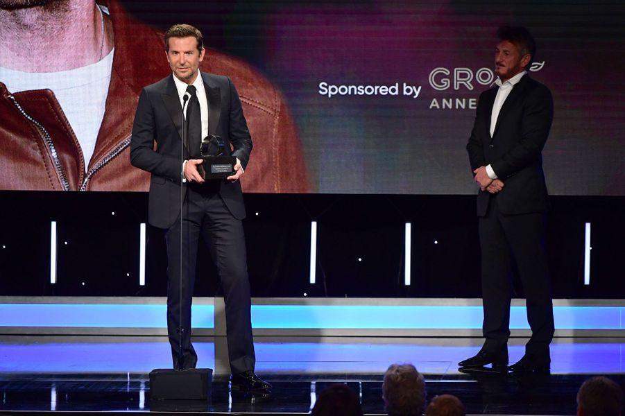 Bradley Cooper et Sean Penn