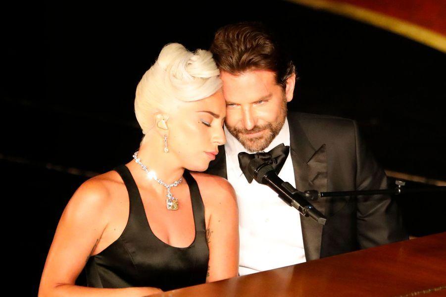 Lady Gaga et Bradley Cooper