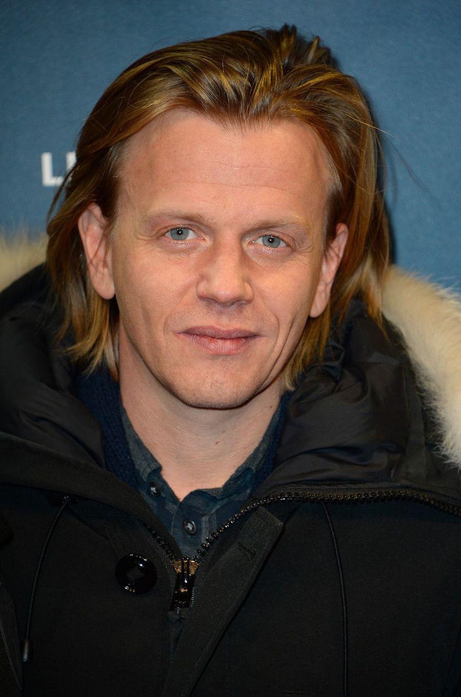 Alex Lutz au Festival des Arcs, samedi 15 décembre