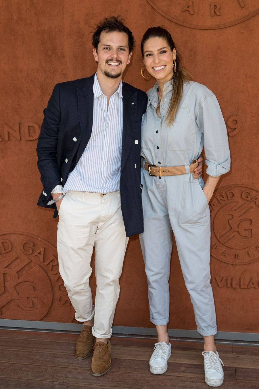 Laury Thilleman (Miss France 2011) et son compagnon le chef cuisinier Juan Arbelaez
