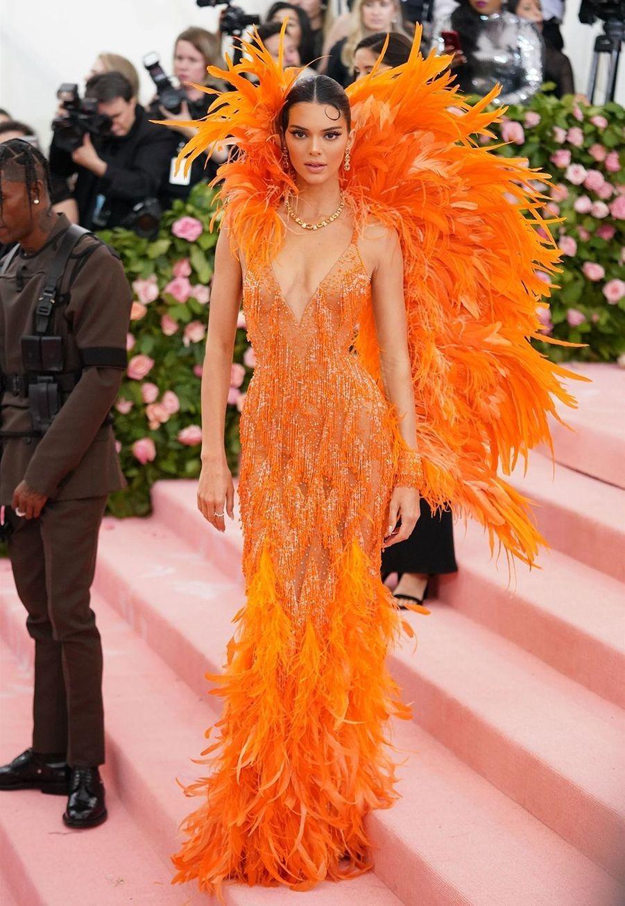 Kendall Jenner au Met Gala 2019
