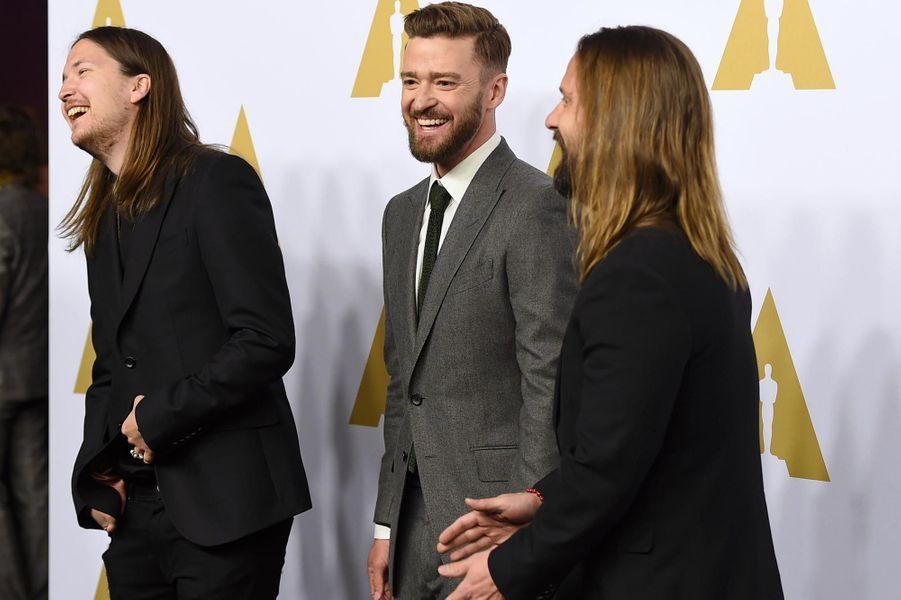 Shellback, Justin Timberlake et Max Martin