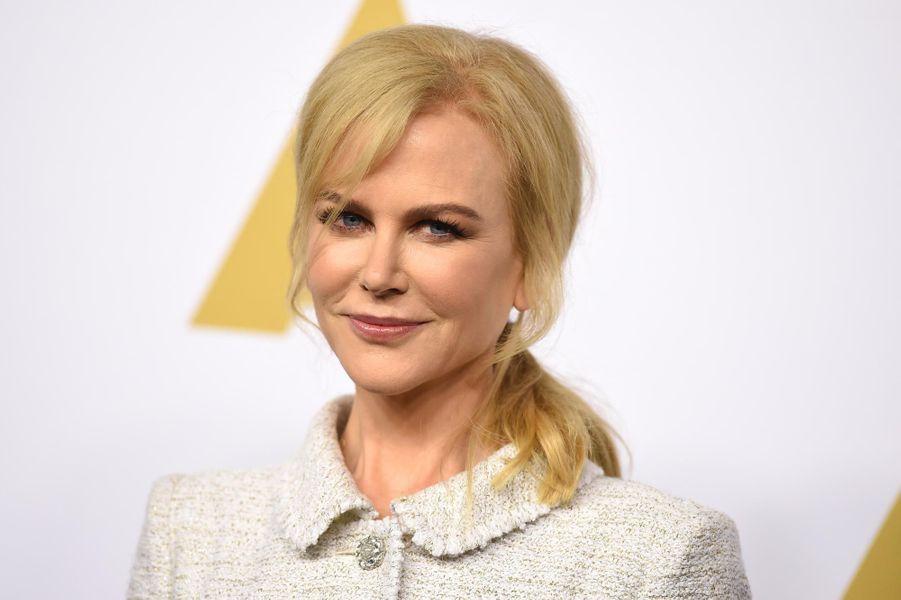 L'australienne Nicole Kidman.