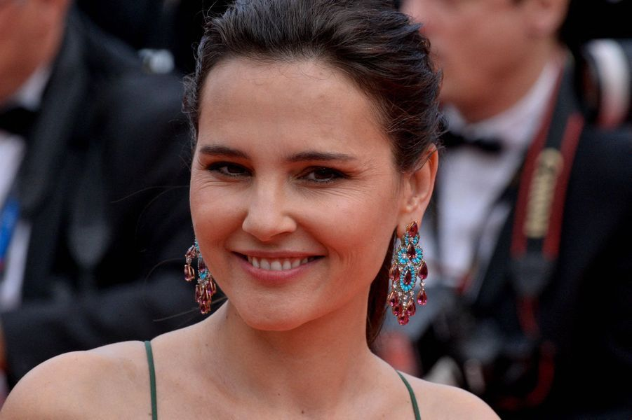 Virginie Ledoyen lors de la montée des marches du film «Once Upon A Time In Hollywood» lors du 72e Festival de Cannes le 21 mai 2019