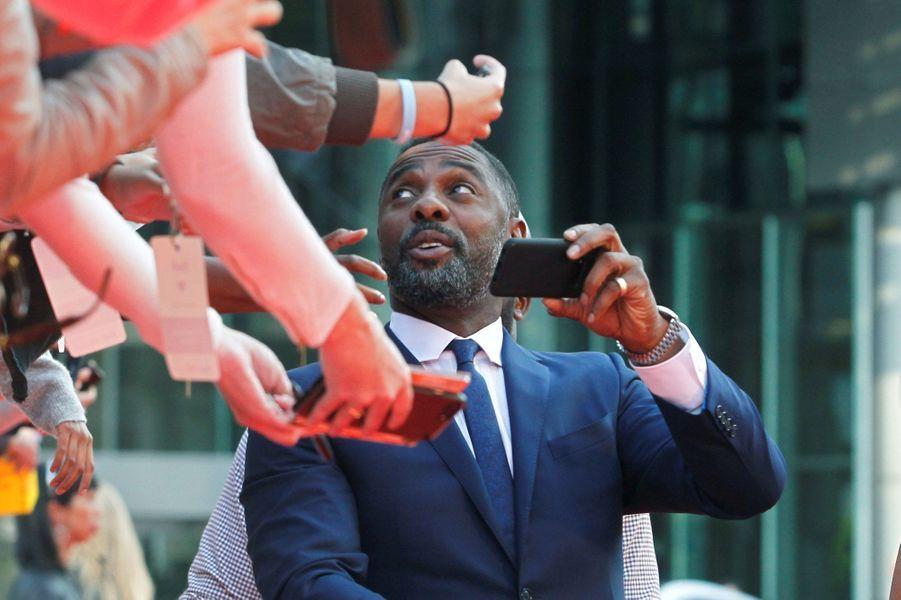 Idris Elbaau Festival de Toronto