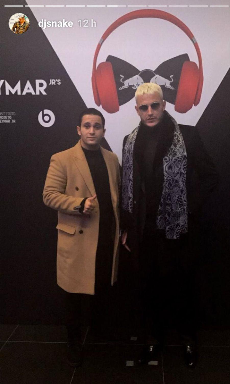 DJ Snake etMalik Bentalha
