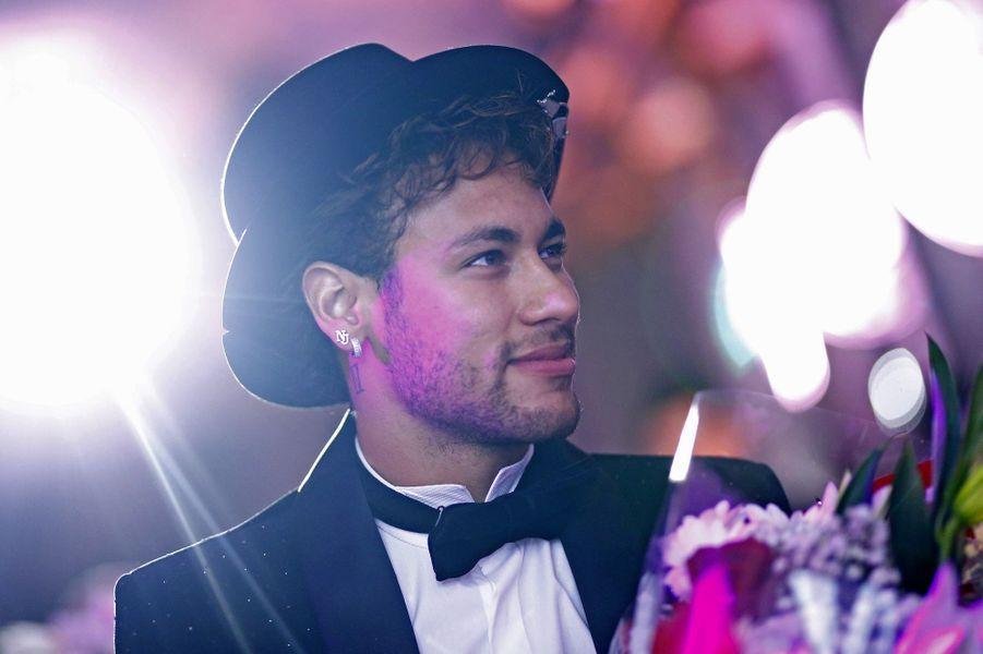Neymar a fêté son 26ème anniversaire à Paris.
